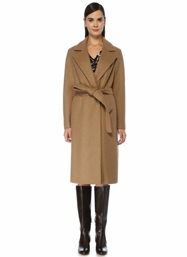 Beymen Collection Palto Camel